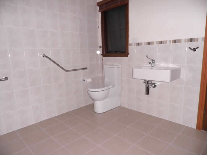 accessible bathroom renovation glenhaven