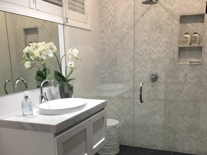 bathroom renovation killara