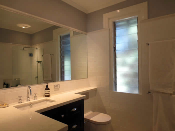 bathroom renovation neutral bay
