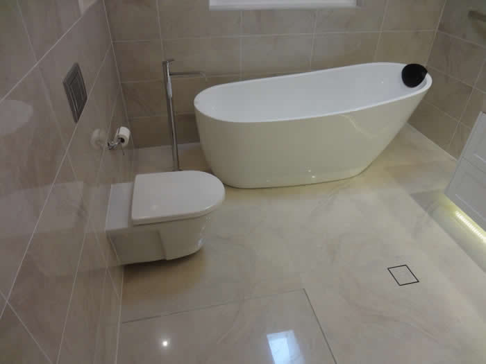 bathroom renovation roseville